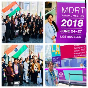 Annual Million Dollar Round Table (#MDRT2018)