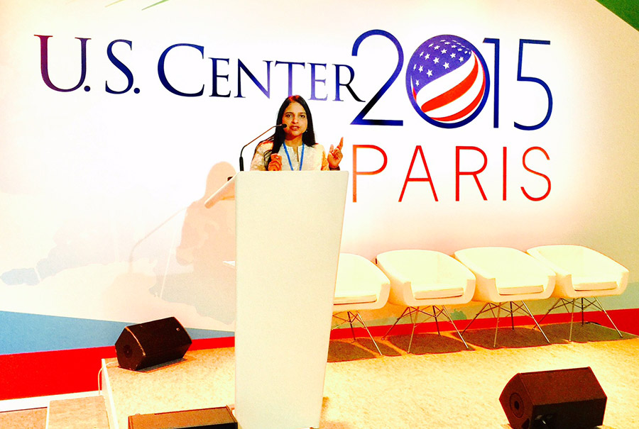 Interpretation Services in US Center, Paris