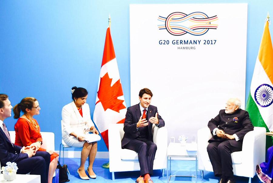 Provided interpretation services at G20 Summit.