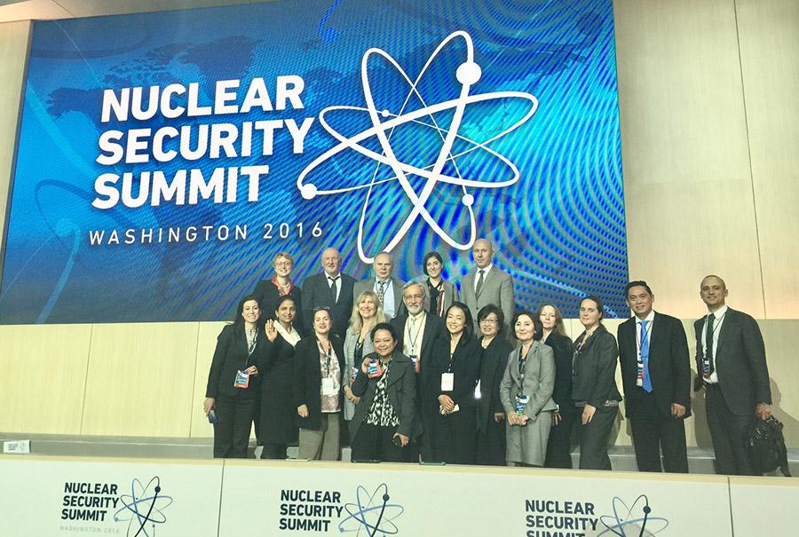 Interpretation Services at Nuclear Security Summit, Washington 2016