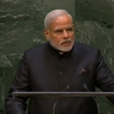 PM Modi United Nations General Assembly