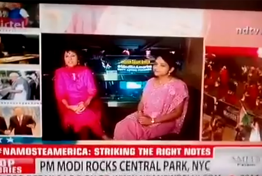 Gurdeep Chawla Interview with NDTV